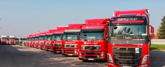 Sani kamioni